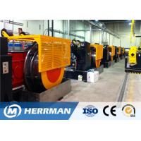 Buy cheap High Strength Copper Alloy Trolley Drawing Wire Machine For Copper Magnesium product