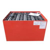 Buy cheap Sealing Structure Forklift Spare Parts 24v / 12v Lead Acid Battery Long Life product