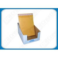 China Kraft Bubble Envelopes For Retail Shops , Self Seal Bubble Mailers 4 × 6 on sale