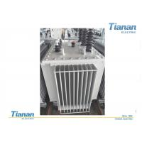 Buy cheap Oil Type Three Phase Power Transformers Full Sealed With Low Temperature Noise product