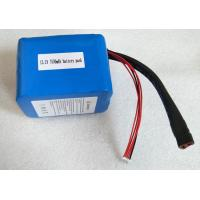 Buy cheap High efficiency 13.2V 7.5Ah 26650 Lifepo4 Battery Pack 4S3P with A123 26650 2500mAh cell product