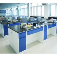 Buy cheap New School Steel Lab Casework Furniture, All Steel Lab Chemical Bench At Casework product