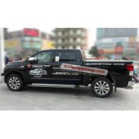 Quality tacoma 2005+double cab fiberglass truck cover for sale