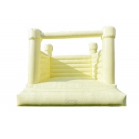 Buy cheap Outdoor Jumping Bouncer Inflatable Wedding Bouncy Castle White Bounce House For Adults And Kids product