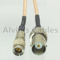 Buy cheap Camcorder / Camera HD SDI BNC Cable BNC Female to DIN 1.0/2.3 High Stability product