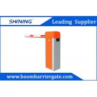 Buy cheap Full Automatic Electical Traffic Boom Barrier Gate with Vehicle Detector from wholesalers