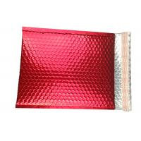 Buy cheap Moisture Proof Colorful Metallic Bubble Mailer Glamour Shipping Mailing Bags product