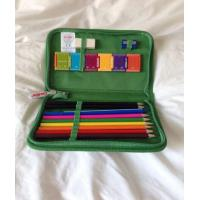 Buy cheap Customized Kids Stationery Set Zip Around Pencil Case product
