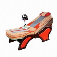 Buy cheap Far Infrared Jade Massage Bed with MP3 Player and Auto-adjustable Upper Bed Segment Design product