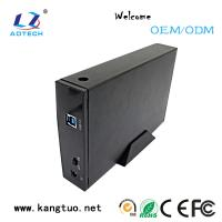 Buy cheap ABS plastic sata to usb 3.0 external hdd enclosure 3.5 product