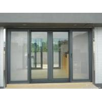 Buy cheap 6063 / 6061 / 6060 Aluminum Door Extrusions with Powder Painted Surface product