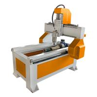 Buy cheap 6090 4 Axis Desktop CNC Router Machine For Advertising , Mach3 Control Cnc from wholesalers