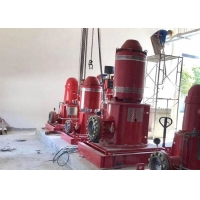 Buy cheap NM Fire 500 US GPM Vertical Turbine Pump Driven by Electric Motor UL Listed product