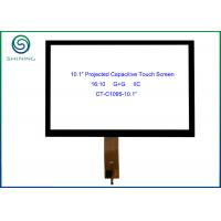 Buy cheap Touch Screen Lcd Panel For Touch Handheld Devices , 16:10 COF Type GT928 Controller product