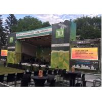 Buy cheap P8.925 Full Color Video LED Display Outdoor Event Rental Stage Led Screen product