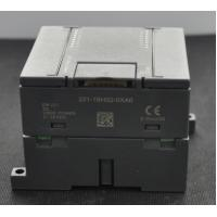 Buy cheap Digital Programming Logic Controller Siemens S7 PLC 200 6ES7221-1BH22-0XA0 product