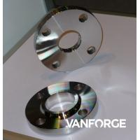 Buy cheap DIN 2527 Forged Steel Flange Fully Machined Pressure Resistance Anti Corrosion product