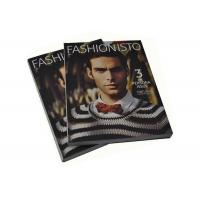 Buy cheap Monthly A4 Magazine Printing Services Perfect Bound Offset Custom Magazine Printing product