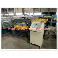 Buy cheap Corrugated Industrial 6 Aluminium Roofing Sheet Manufacturing Machine for Corrugating DIfferent Gauges Sheets product