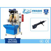 China Shock Absorber Cap Seam Welding Machine and Repairing Machine on sale