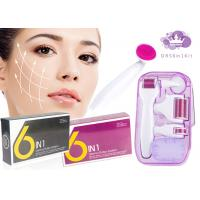 Buy cheap Newest DRS 6 in1 Micro Disposable CE Approved Derma Roller Kit Dermaroller product