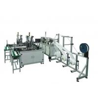 Buy cheap Semi Auto  Mask Making Equipment , Non Woven Mask Making Machine ISO CE product