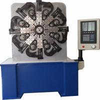 Versatile 70mm CNC Spring Making Machine With Computerized Cam Rotation System