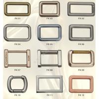 Buy cheap Quadrate Buckle Parts & Accesories in Zinc Alloy Die Casting Mould Moulding product