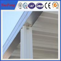 Buy cheap New arrival ! 6063/6061 OEM used aluminum awnings for sale /aluminum awning parts product