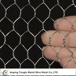 Buy cheap Reverse Twist Hexagonal Mesh product