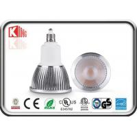 Buy cheap 36Degree E11 5W COB LED Par16 Bulbs Warm White With Epistar Chips product