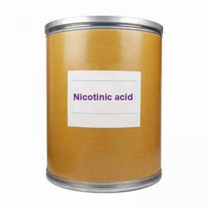 Buy cheap High Quality White Crystalline Powder Nicotinic Acid, CAS No#59-67-6 product