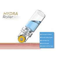 Buy cheap Automatic 64 Gold Tips Derma Roller Serum Applicator Bottle for Hyaluronic Acid from wholesalers