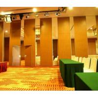 Buy cheap Restaurant Retractable Screen Acoustic Room Dividers Folding Sliding Floor to Ceiling product