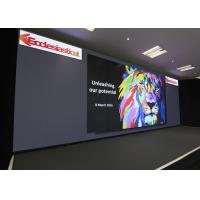 Buy cheap High Contrast Indoor Advertising LED Display P2.97 For Hospital / Bank / Enterprises from wholesalers