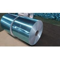 China Bright Colors Plastic Coated Aluminum Foil Thermal Insulation For Ceiling Board on sale