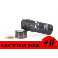Buy cheap Light Blonde Hair Building Fiber Hair Thickening Treatment For Baldness product