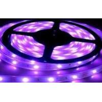 Buy cheap IP68 Waterproof SMD 5050 FPC 2A Flexible Led Strip Lights with Working Voltage 12V DC product