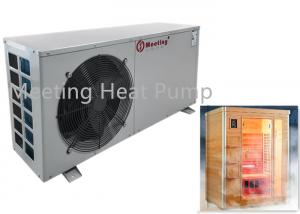 Buy cheap Meeting MD20D Air To Water Heat Pump For Steam Sauna Room R410A R417A product