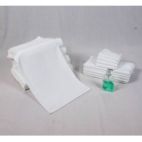 Buy cheap All Ages 80% Cotton White Towels product