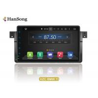 Buy cheap BMW E46 Android OS 8.X  Double Din Dvd Gps Car Stereo , Vehicle Dvd Player product