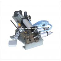 Buy cheap Pneumatic Wire Stripping Machine Semi - Automatic Wire Processing Machine product
