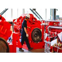 Buy cheap Netherlands Original DeMaas Fire Pump Diesel Engine , Fire Diesel Engine High Speed product