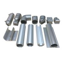 Buy cheap Aluminum Pipe Flexible Tube Pipe Fitting Ebow Connectors for Industial Pipe Rack from wholesalers