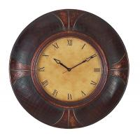 Buy cheap Leather Travel Clock product