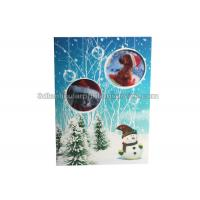 Buy cheap Lenticular Custom 3d Stickers With Offset Printing For Greeting Card product