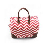 Buy cheap Durable Custom Canvas Tote Bags , Womens Overnight Travel Bag With Large Space product