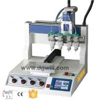 Buy cheap Electronic Appliances Production Line Pcb Dispenser Chip Binding product