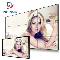 China HD Multi Screen 4k DID LCD Video Wall Mounted Cabinet Free Stand With Camera on sale