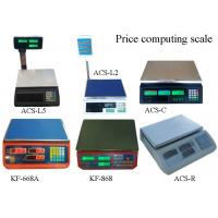Buy cheap Kitchen Digital Price Computing Scale Floor Type Electric Platform Scale product